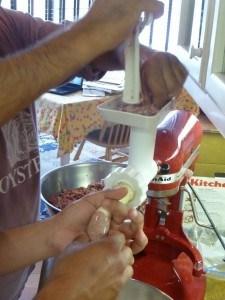 Sausage making 2