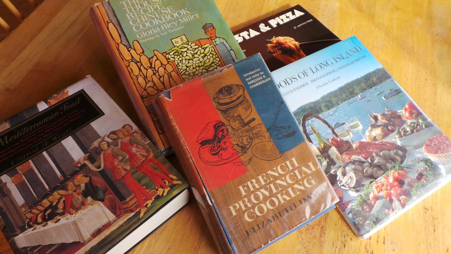 Christmas Cookbook Gifts (Zester)