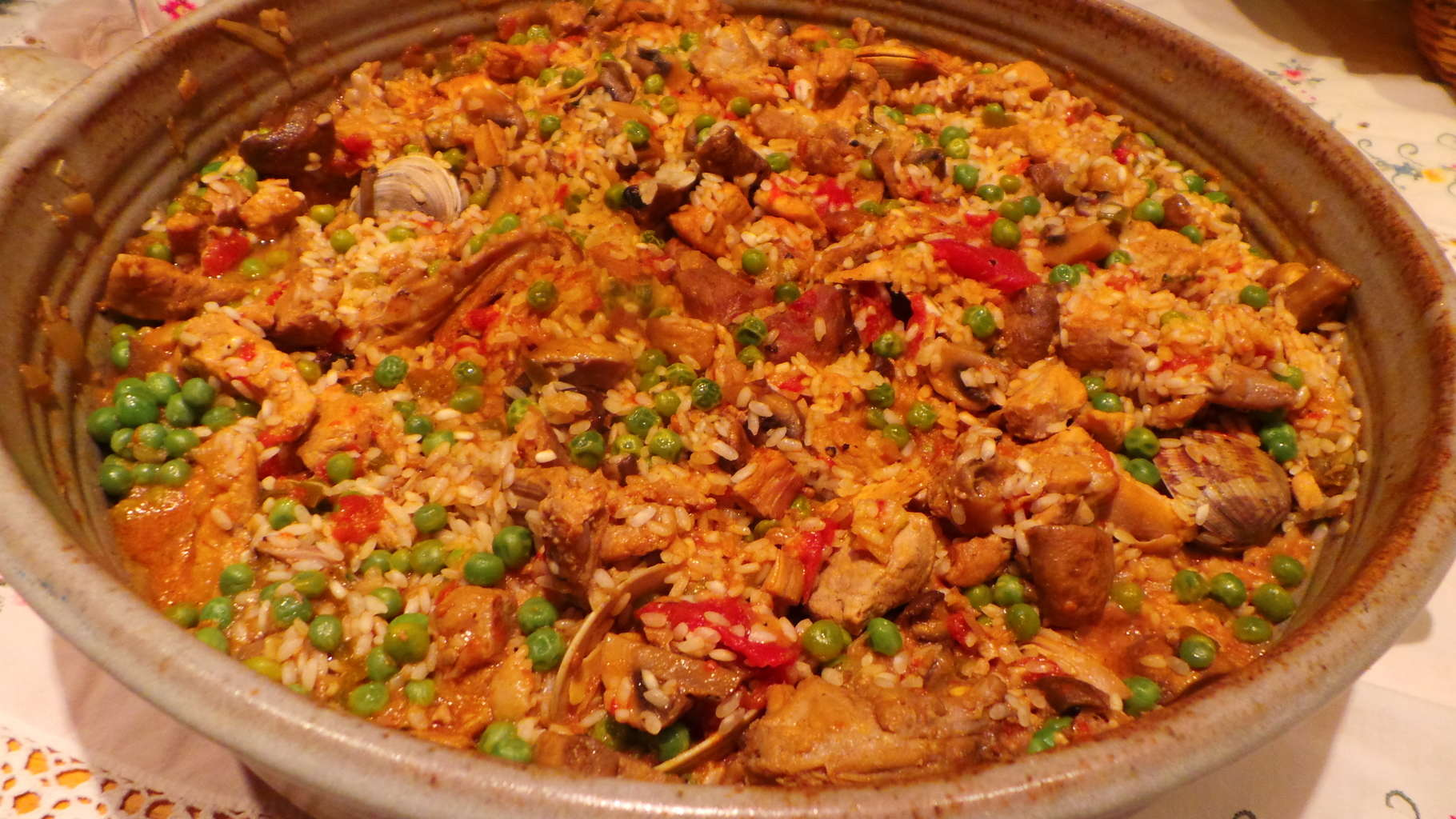 Amazing rice dishes from spain for Andalusia cuisine