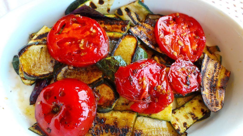 Zucchini with Tomatoes (CAWCOM) (4)