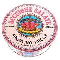 Anchovies, salted can Agostino Recca