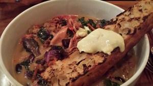braised squid stew