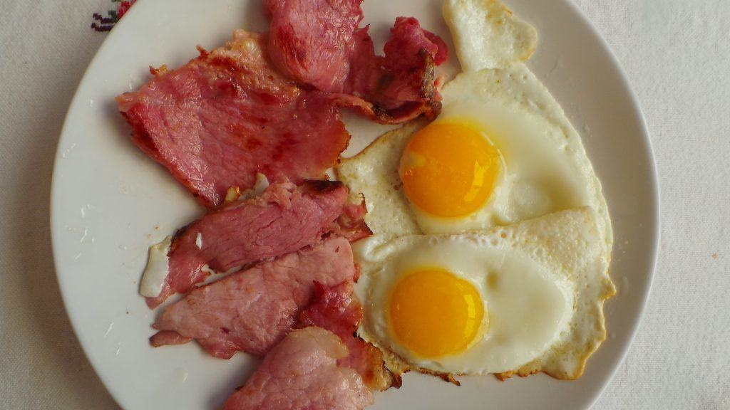 Eggs and Ham
